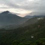 Sunrise Lake Batur