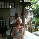 Narelle visits the Balinese healer